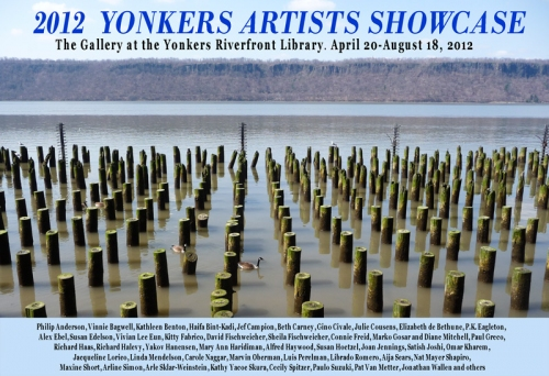 Yonkers Arts Artists Showcase 2012