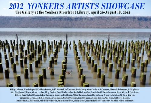 Yonkers Arts Artists Showcase 2012