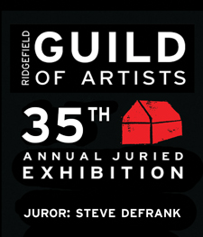 35th Annual Juired Exhibition at Ridgefield Guild of Artists